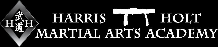 Harris Holt Martial Arts Summer Camps Logo